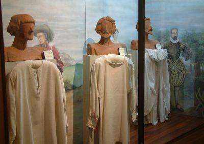 Chemises moyen age renaissance