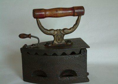 Fer a braises Musée Argenton sur Creuse