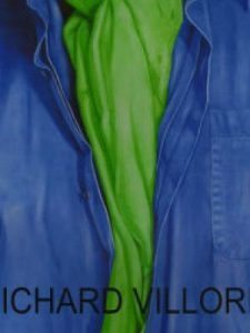 richard villoria derniere demarque avant travaux peintures, sculptures, humour