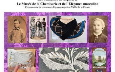 Samedi 3 mars, colloque «De l'usuel à l'élégant : matières et ornements dans le costume populaire (Berry, Bourbonnais, Touraine)»