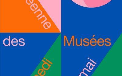Samedi 19 mai 2018, Nuit des Musées de 18h à 23 h