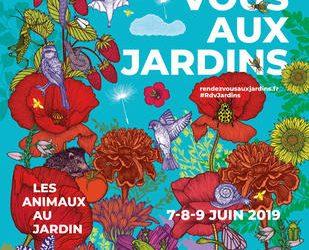 Samedi 8 et dimanche 9 juin, Rendez-vous aux jardins