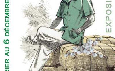 """Exposition """"De la fleur au tissu, le coton et la mode masculine"""""""