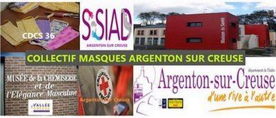 Collectif Masques Argenton-sur-Creuse