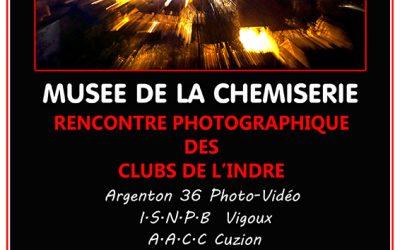 Rencontre photographique des clubs de l'Indre