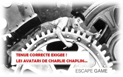 Tenue correcte exigée ! Les avatars de Charlie Chaplin…