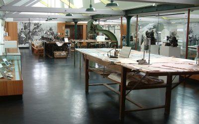Mercredi 6 octobre à 15h, visite commentée de l'atelier de confection