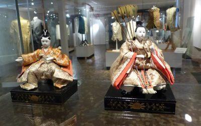 """Jeudi 23 septembre à 18h00, conférence """"NINGYO : les poupées japonaises de la période EDO jusqu'à aujourd'hui"""" par Anne DEPIGNY"""