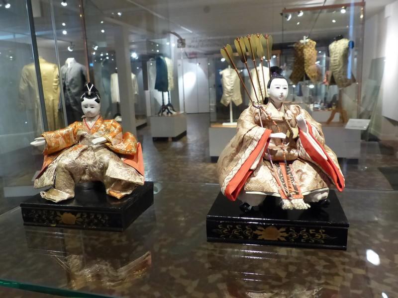 Jeudi 23 septembre à 18h00, conférence «NINGYO : les poupées japonaises de la période EDO jusqu'à aujourd'hui» par Anne DEPIGNY